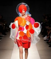 JUNYA WATANABE SS15 READY TO WEAR COLLECTION – AN OUTBURST OF COLOUR AND GRAPHIC MARCHING EVEN FURTHER