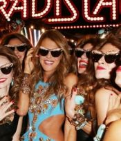 A SPECTACULAR PARTY IN PARIS LAUNCHED THE ADR AT H&M COLLECTION