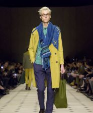 """CLASSICALLY BOHEMIAN"" – THE BURBERRY'S MENSWEAR AUTUMN WINTER 2015 COLLECTION -  FOCUS ON LAYERING"
