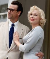 GET THE LOOK - UBIERZ SIĘ JAK - MICHELLE WILLIAMS AS MARYLIN MONROE