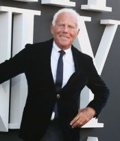 GIORGIO ARMANI - NEW MEMBER OF ITALIAN CHAMBER OF FASHION
