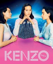 KENZO SPRING/SUMMER 2015 CAMPAIGN