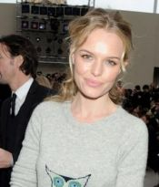 CELEBRITIES ON BURBERRY PRORSUM AUTUMN WINTER 2012/2013