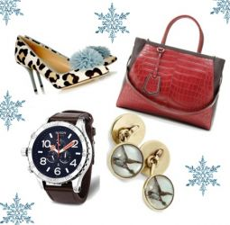 CHRISTMAS SHOPPING - LUXURY GIFTS