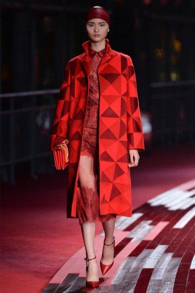 Pokaz szanghajskiej kolekcji Valentino