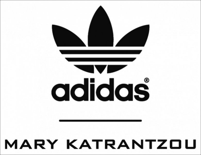 1. Mary Katrantzou dla Adidas Originals