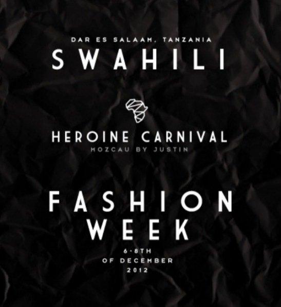 MOZCAU na Swahili Fashion Week