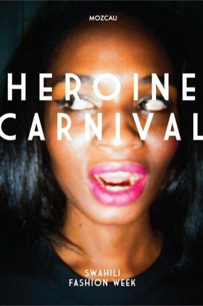 Heroine Carnival - kolekcja MOZCAU by Justin prezentowana na Swahili Fashion Week