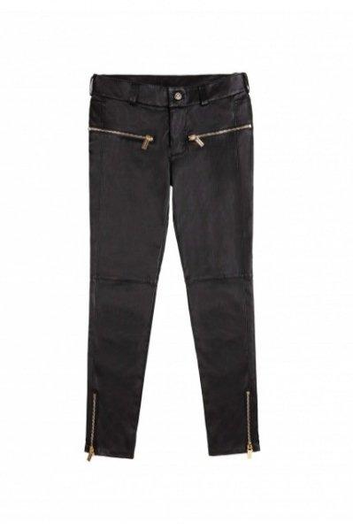 1.Spodnie skórzane - skóra bydlęca basic 1, MALLY&CO., BoutiqueLaMode.com, cena: 2490 zł