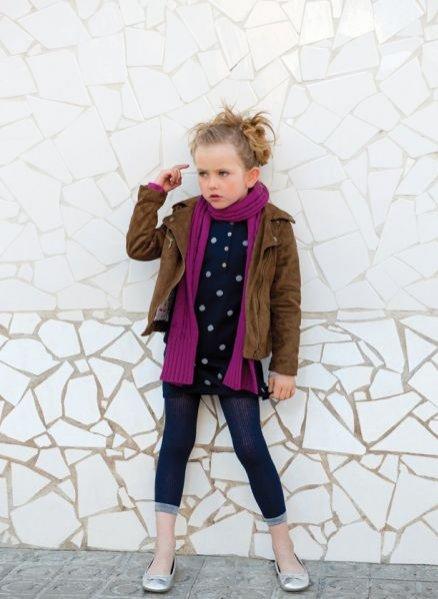 Kolekcja Jean Borget dla dzieci na sezon jesień zima 2011