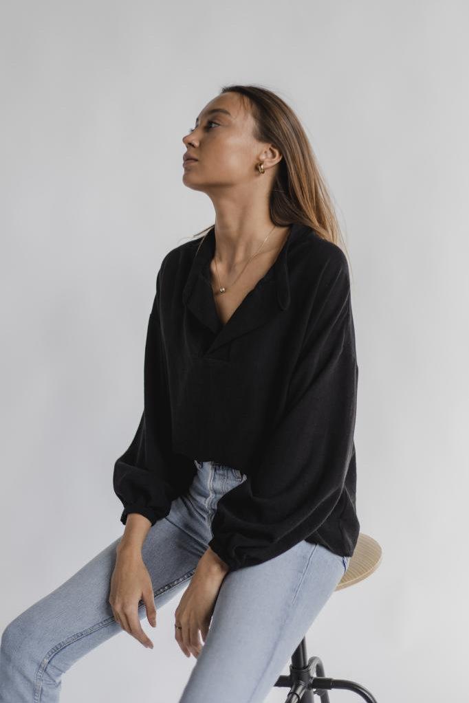 DayShift - bluzka koszulowa ,,Lilka