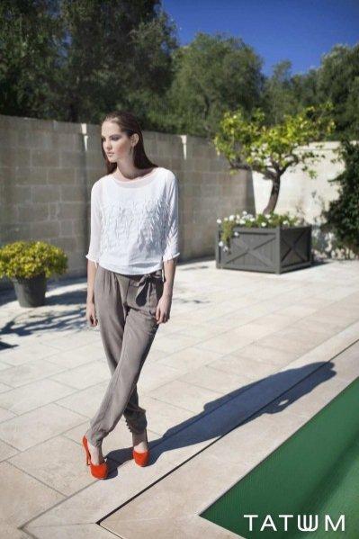Kolekcja marki Tatuum na sezon wiosna lato 2012