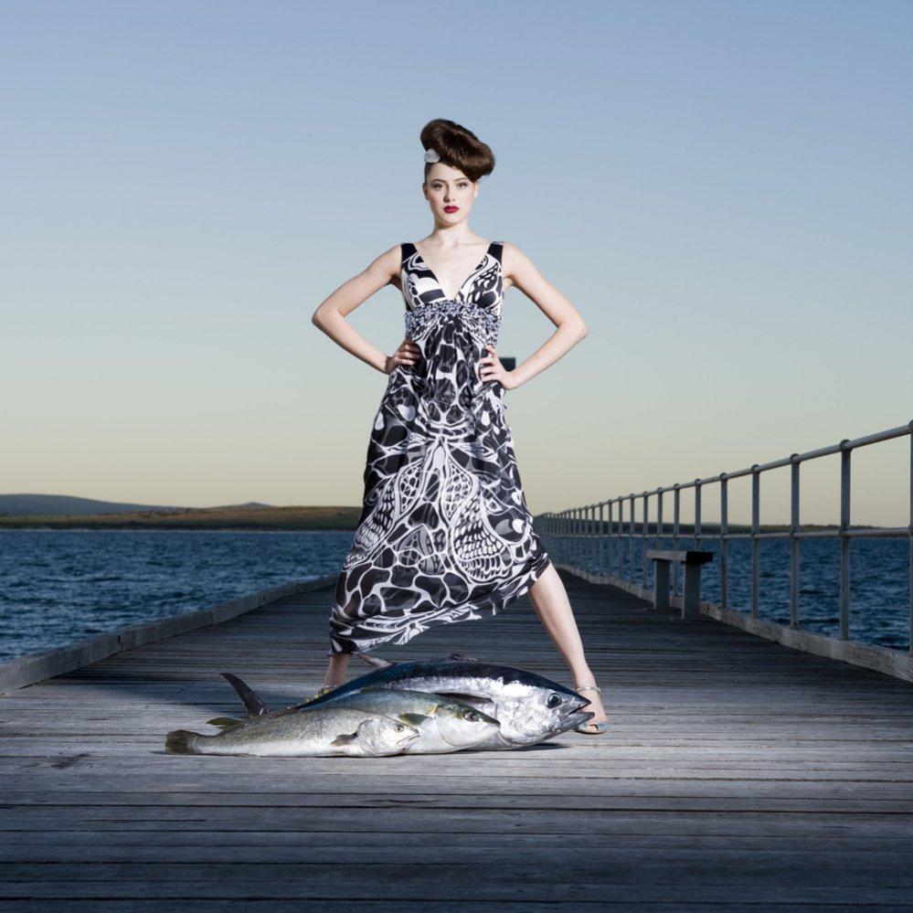 Kampania Beautiful Fish (Randy Larcombe)