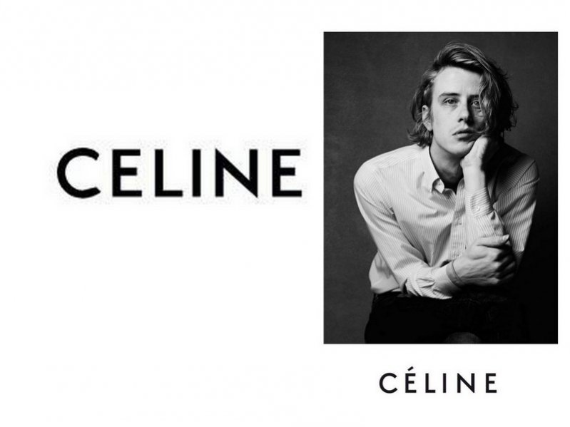 Celine: nowe logo vs. dawne logo