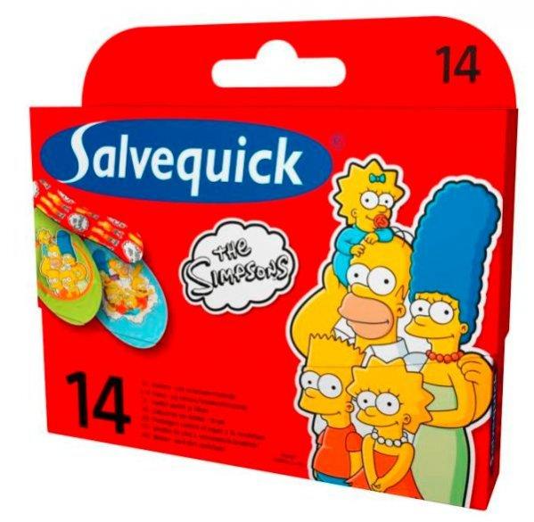 Plasterki Salvequick dla dzieci