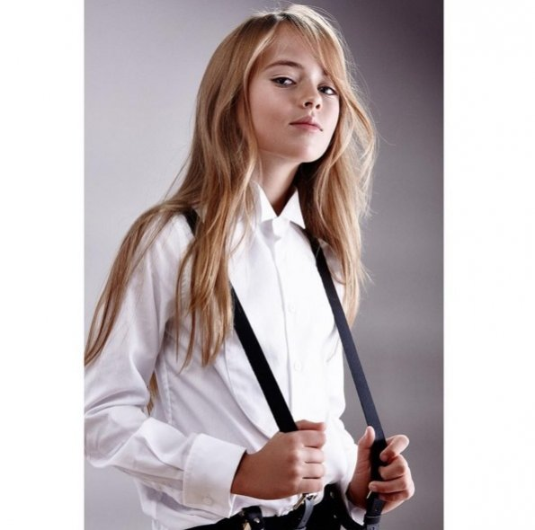1. Kristina Pimenova