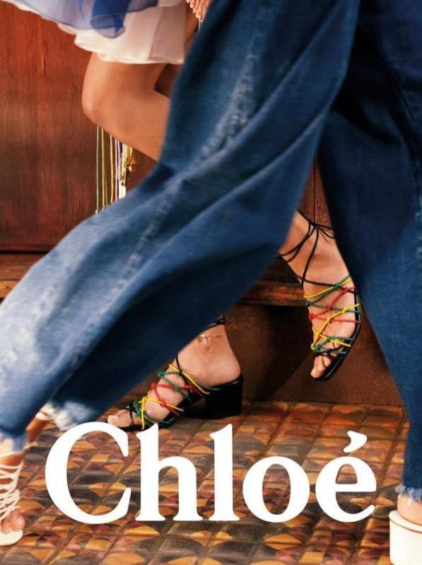 1. Kampania Chloe wiosna lato 2016