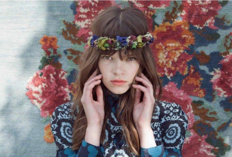 Zuzanna Stankiewicz w listopadowym Vogue Germany