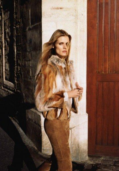 1. Małgosia Bela w Vogue Paris
