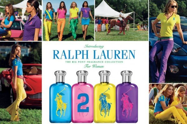 Nowa linia perfum marki Ralph Lauren - The Big Pony Collection