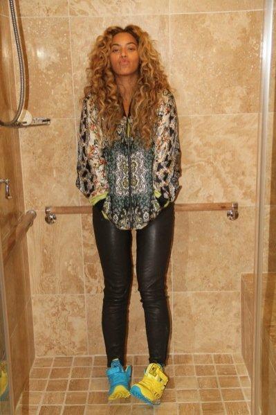 Prywatne zdjęcia Beyonce