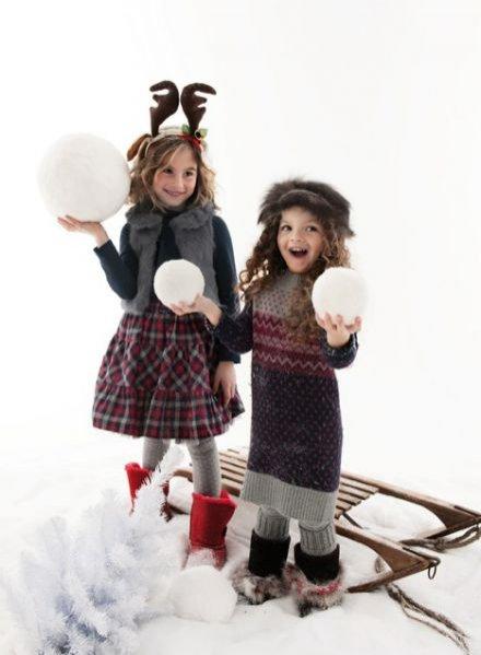 Zimowe propozycje marki Troizenfants dla dzieci