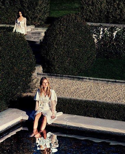 1. Kampania Balenciaga wiosna lato 2016