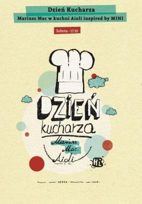 DZIEŃ KUCHARZA Z ALOHA FROM DEER X AIOLI INSPIRED BY MINI