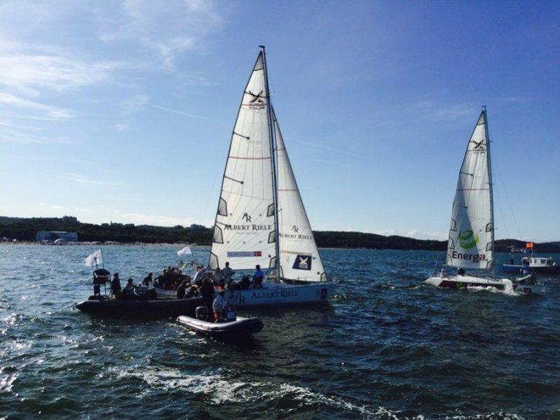 Energa Sopot Match Race 2015