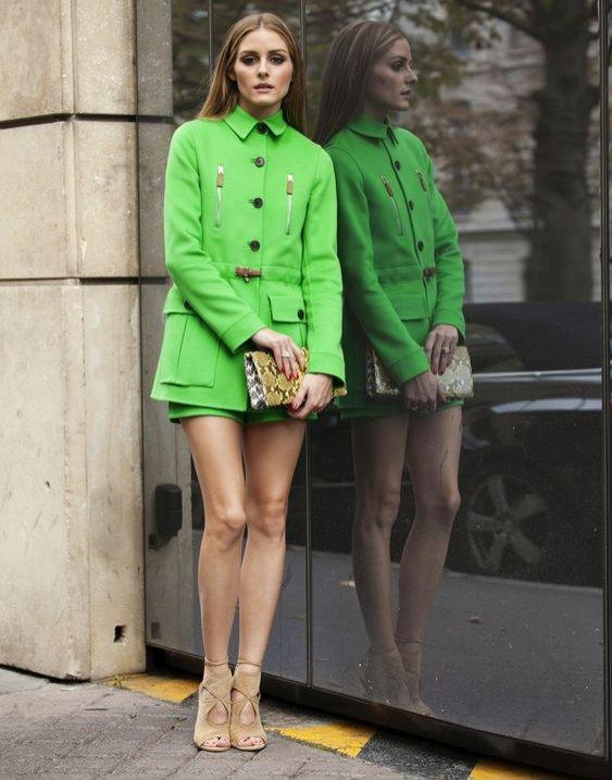 Olivia Palermo: styl