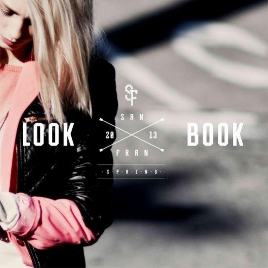 Lookbook kolekcji SAN FRAN wiosna lato 2013 marki House