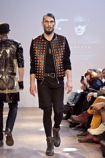 Kamil Sobczyk jesień zima 2013 - Fashion Week Poland kwiecień 2013