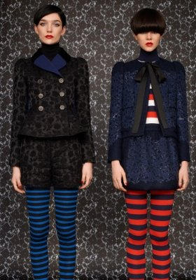 LOUIS VUITTON LOOKBOOK KOLEKCJI PRE FALL 2013