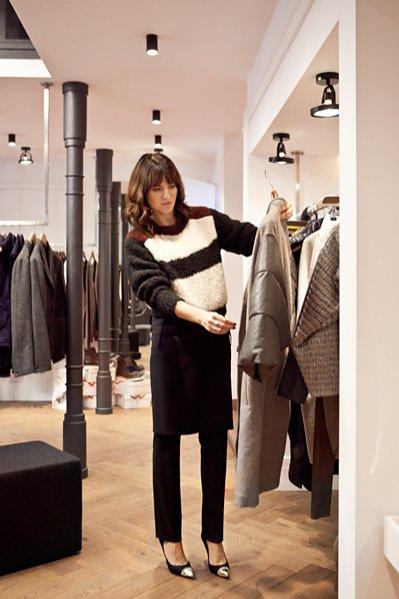 1. Joanna Horodyńska - MMC - premiera w butiku Frank Y