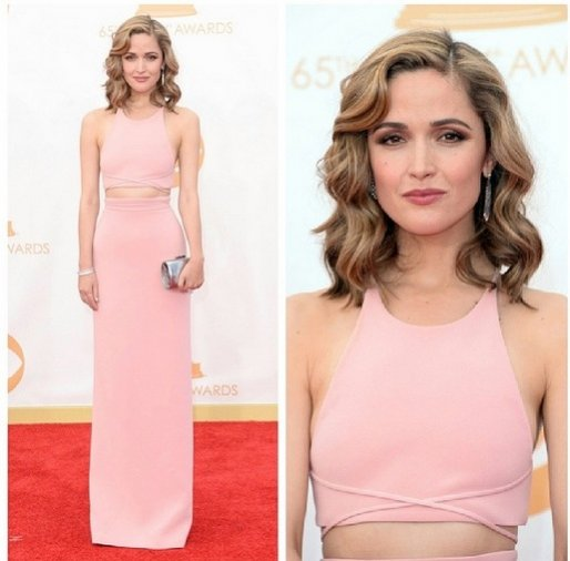 Rose Byme (Calvin Klein) / 65.gala rozdania nagród Emmy Awards