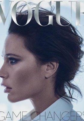 VICTORIA BECKHAM W VOGUE AUSTRALIA (LISTOPAD 2016)