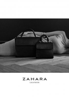 ZAHARA LEATHER – KOLEKCJA TOREB 2016
