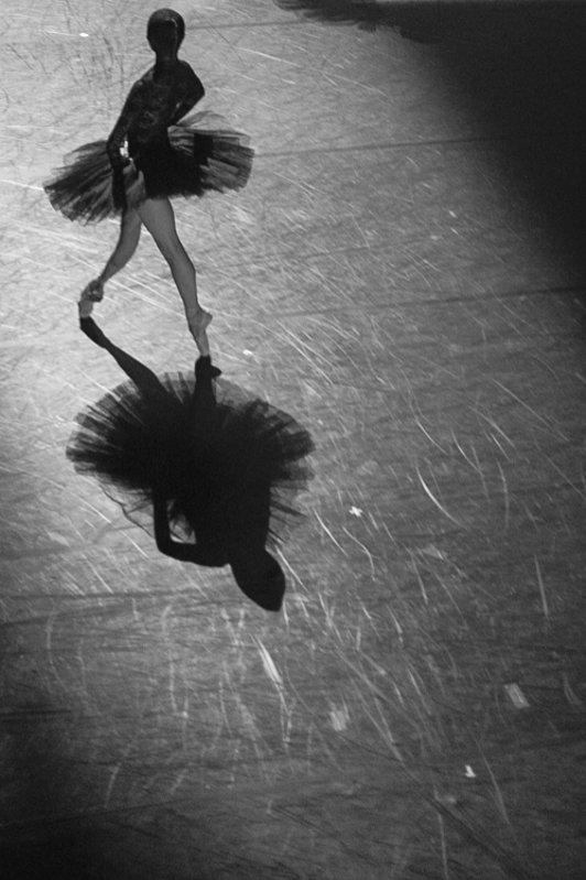 1. Balet w obiektywie Darian Volkovej