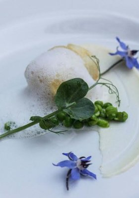 DUET MODY I KUCHNI: KOLACJA FASHION&FOOD