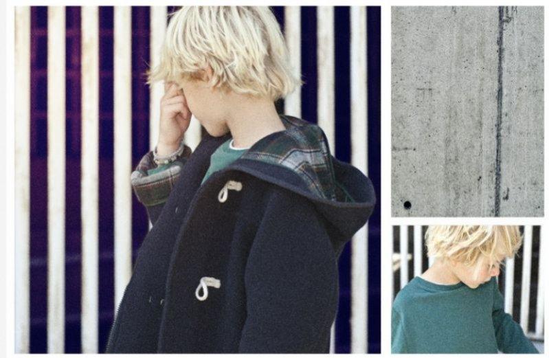 Kolekcja dla dzieci marki Zara na sezon jesień zima 2011