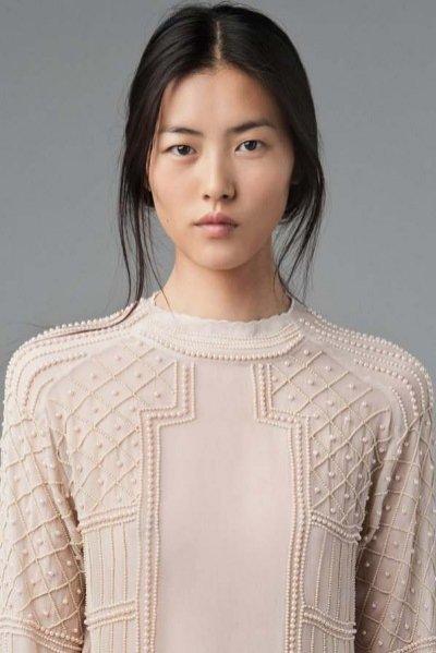 Zara Woman lookbook sierpień 2012