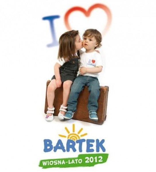 Kolekcja marki BARTEK dla dzieci na sezon wiosna lato 2012
