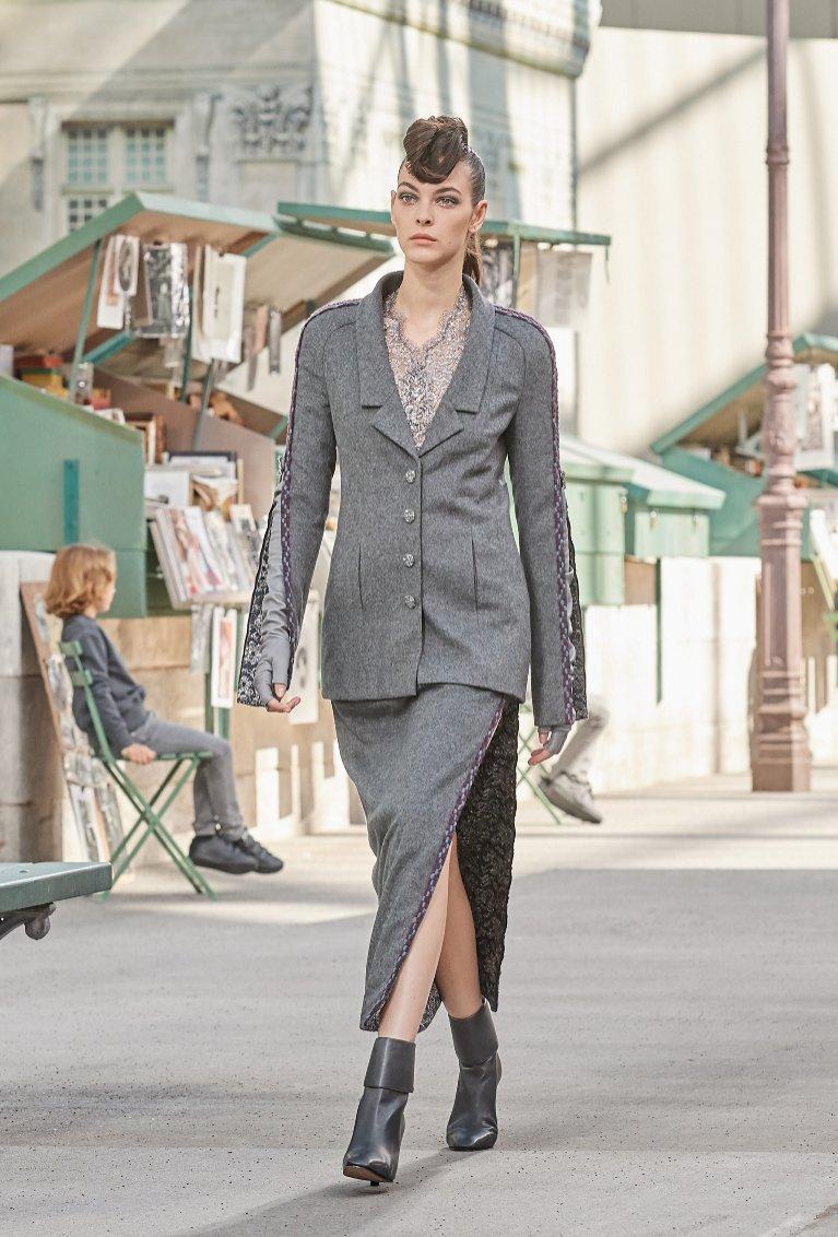 1. CHANEL haute couture High Profile, jesień zima 2018/19