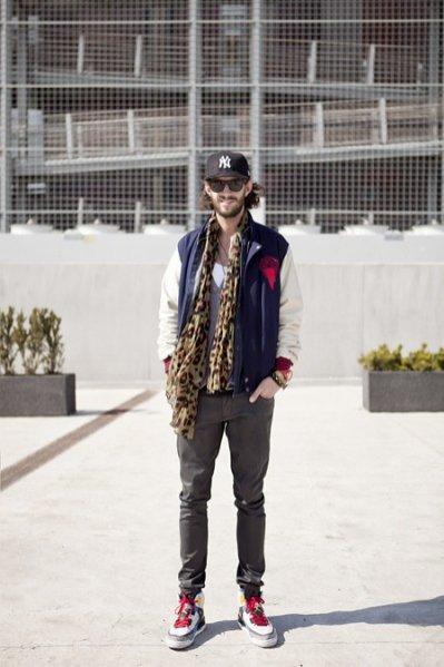Moda uliczna - Patryk Burzyński