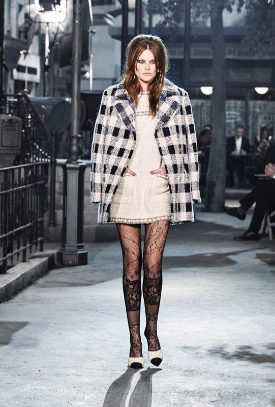 1. Pokaz Chanel Paris in Rome 2015/16