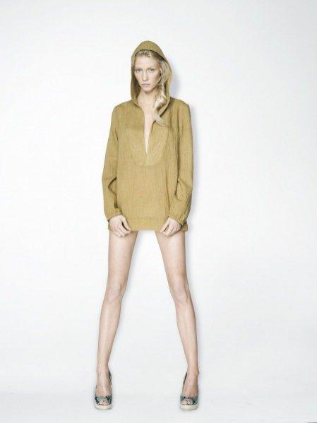 Lookbook kolekcji Justyny Chrabelskiej wiosna lato 2012