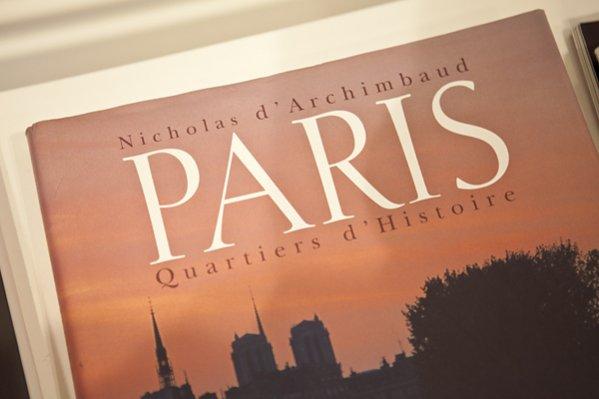 Nicole Soszyńska Kobieta À La Mode - wnętrze butiku Desir Paris