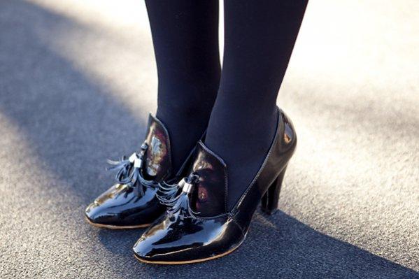 moda uliczna - zoom na detale Poland Fashion Week