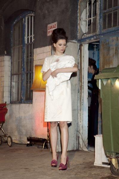 Pokaz Pre Collection 2012 Gosia Baczyńska