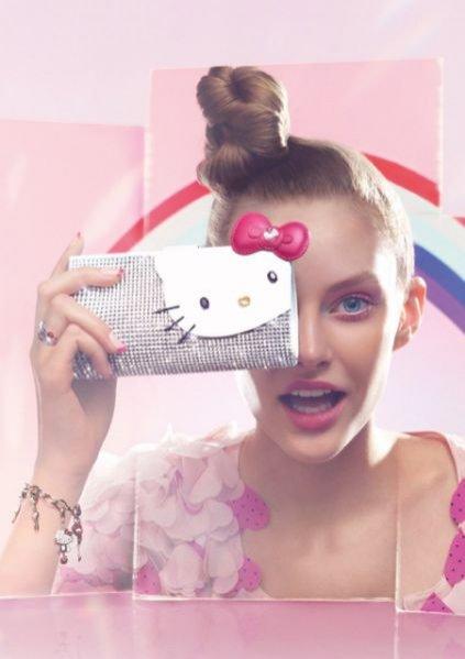 kolekcja Hello Kitty by Swarovski